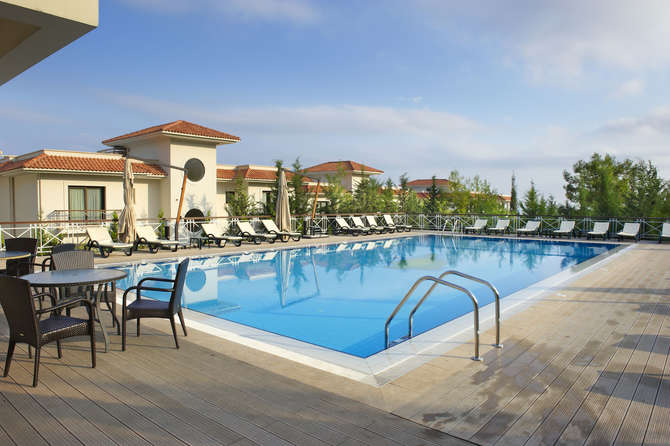 Korineum Golf & Beach Resort Bellapais