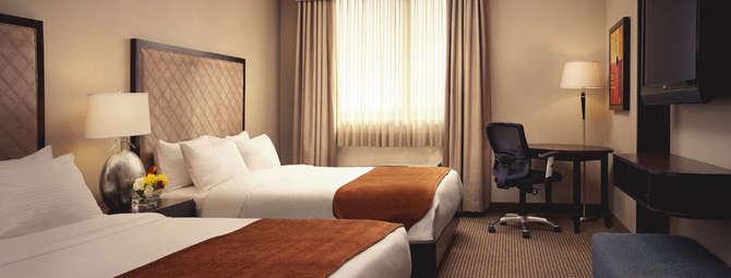 Acclaim Hotel Calgary Airport Calgary