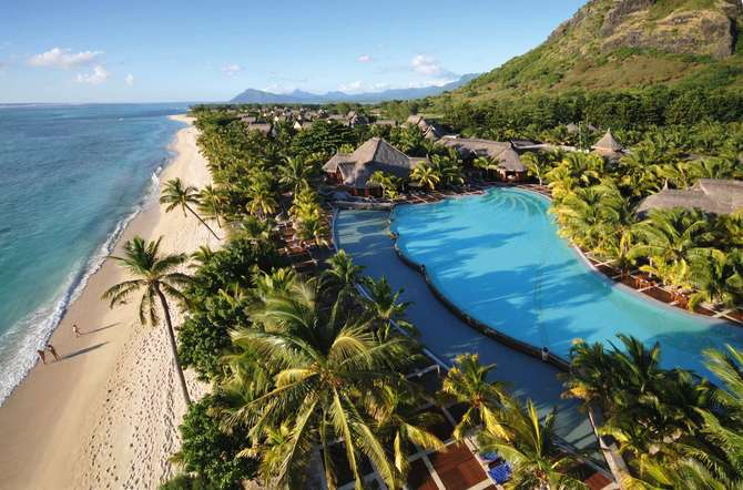 Dinarobin Beachcomber Golf Resort & Spa Le Morne