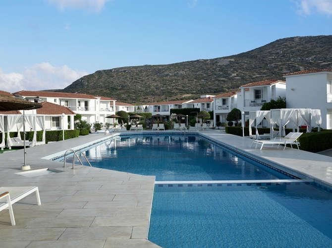 Fito Aqua Blue Resort Pythagorion