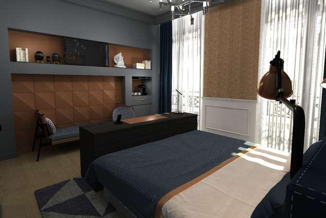 Hotel Square Louvois Parijs