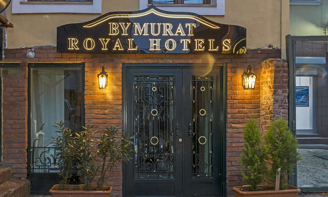 BY Murat Royal Hotel Istanbul