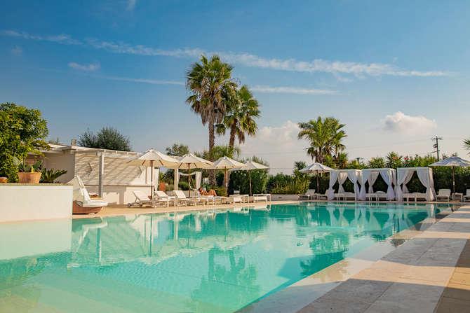 Tenuta Centoporte Resort Hotel Otranto