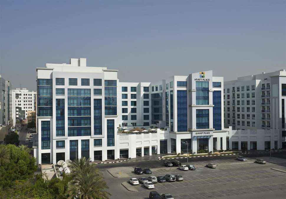 Hyatt Place Dubai AlRigga