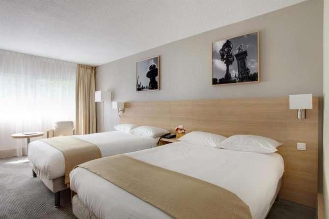 Best Western Hotel Paris CDG Airport Roissy-en-France