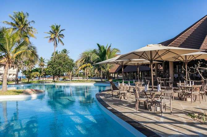Amani Tiwi Beach Resort Diani Beach
