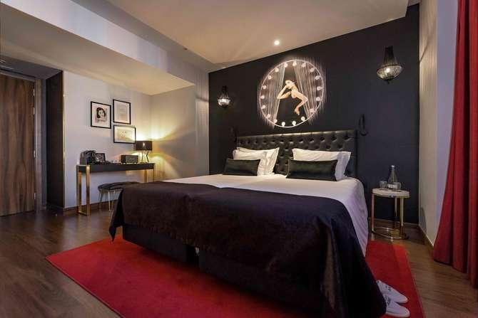 Maxime Hotel Lissabon