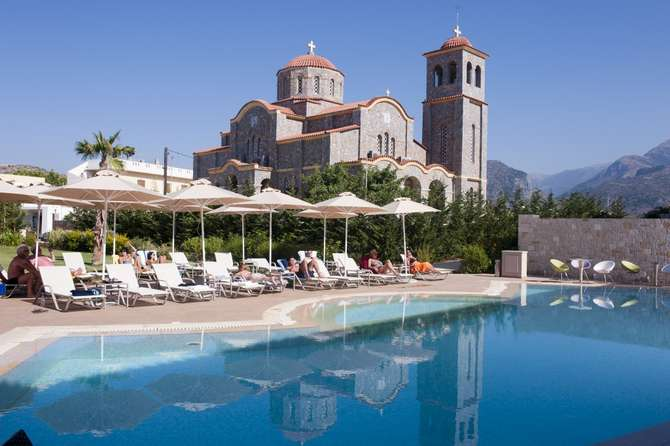 Castello Boutique Resort & Spa Sissi