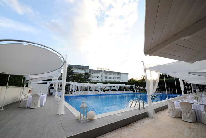Hotel Le Palme Agropoli