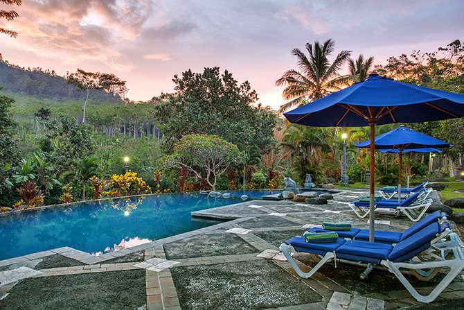 Margo Utomo Hill View Resort Kalibaru