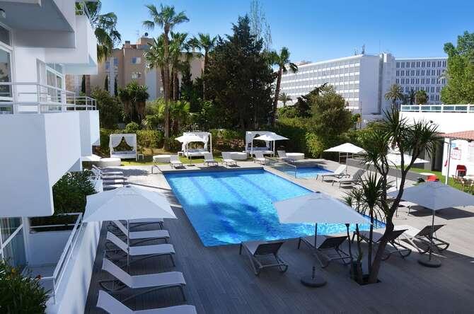 Appartementen Tivoli Ibiza Playa d'en Bossa