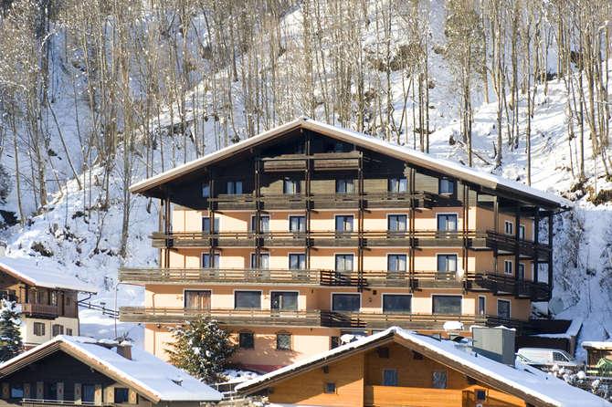 Hotel Panorama Landhaus Saalbach