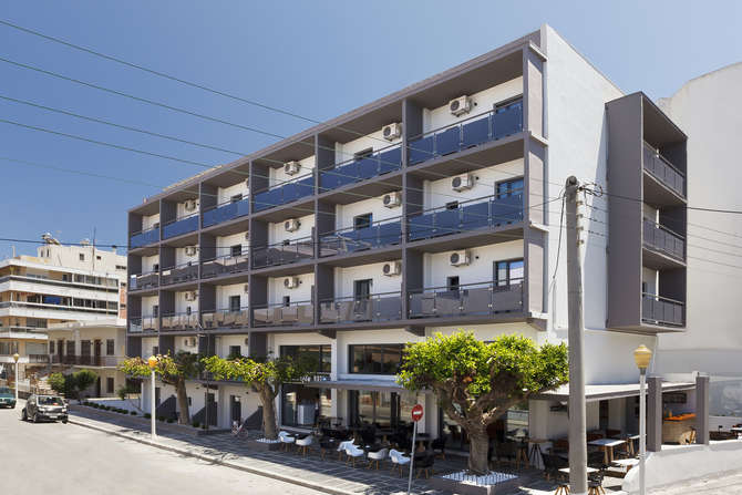 Butterfly Boutique Hotel Rhodos-Stad