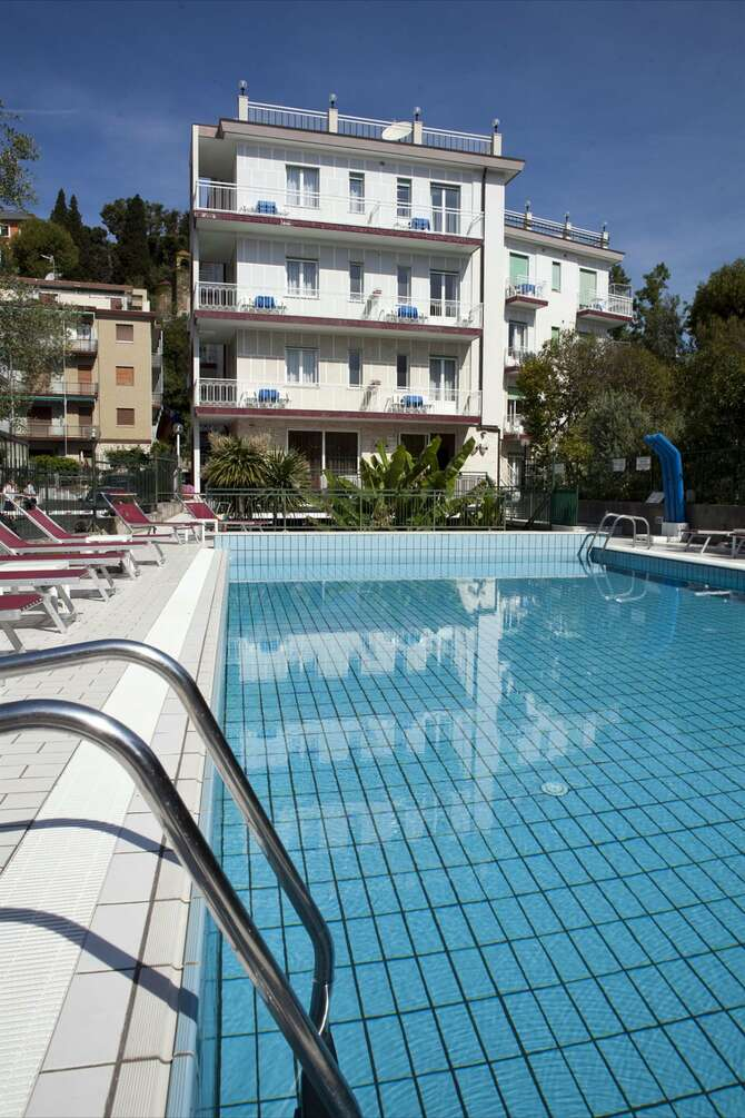 Hotel Garden Alassio