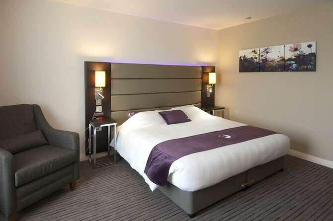 Hotel Premier Inn Tower Bridge Londen