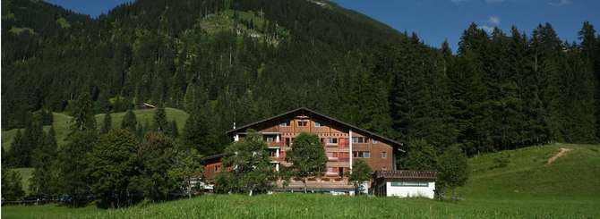 IFA Breitach Appartementen Mittelberg