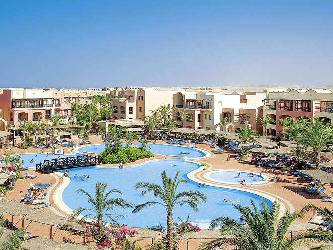 Jaz Makadi Saraya Resort Hurghada
