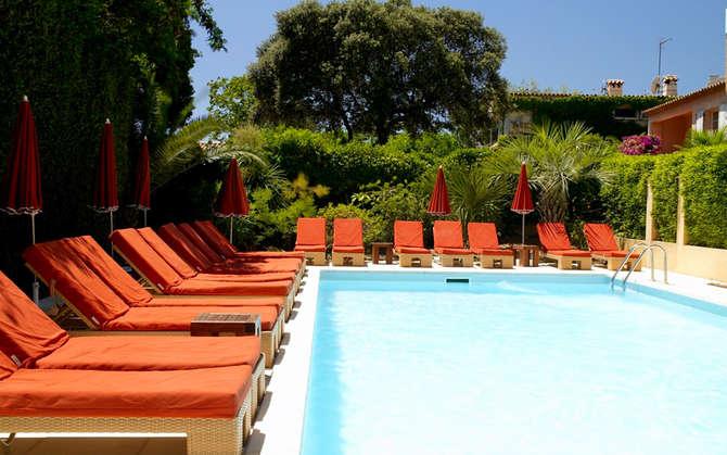 Best Western Hotel Montfleuri Sainte-Maxime