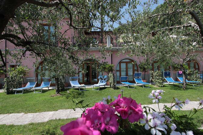 Hotel Villa Maria Au Lac Toscolano-Maderno