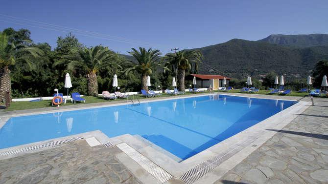 Hotel Yannis Corfu Ipsos