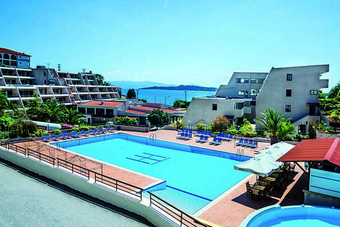 Xenios Theoxenia Hotel Ouranópolis