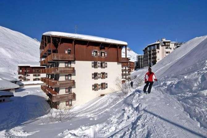 Hotel Alpina Tignes