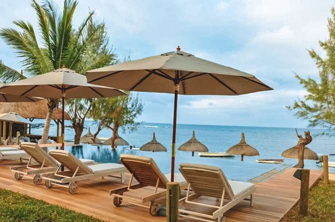 Seapoint Boutique Hotel Mont Choisy