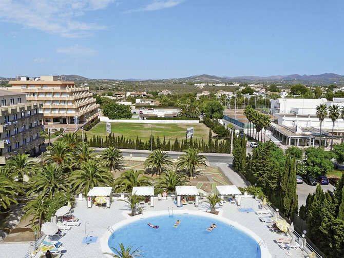 Playa Blanca Hotel Sa Coma