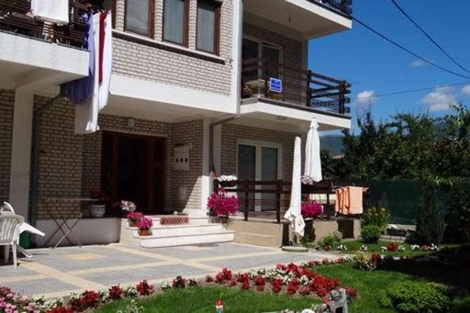 Appartementen Mite Ohrid