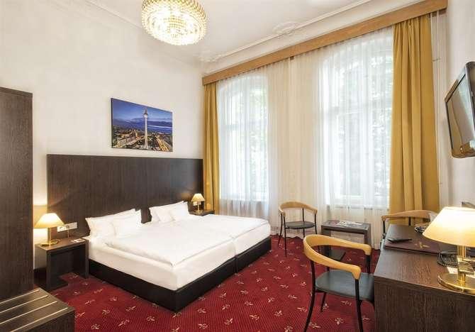 Hotel California am Kurfürstendamm Berlijn