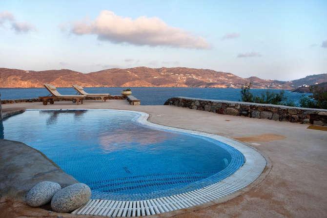 Hotel Club Albatros Mykonos-Stad