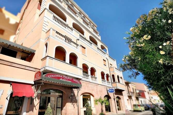 Colonna Palace Mediterraneo Olbia