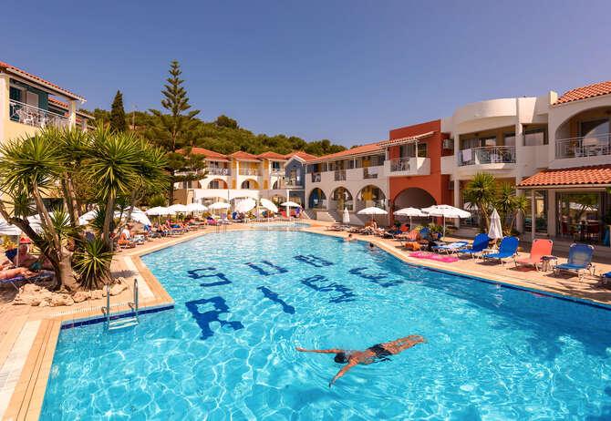 Sunrise Hotel Tsilivi