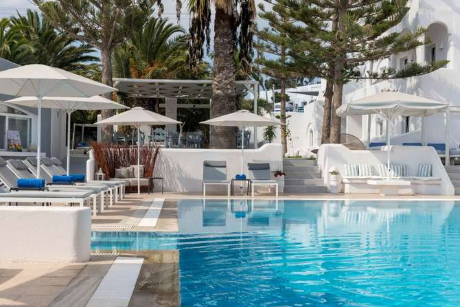 Hotel Daedalus Fira
