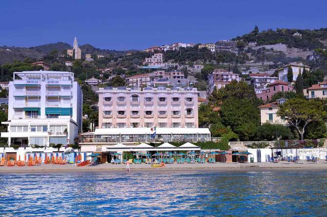 Hotel Regina Sul Mare Alassio