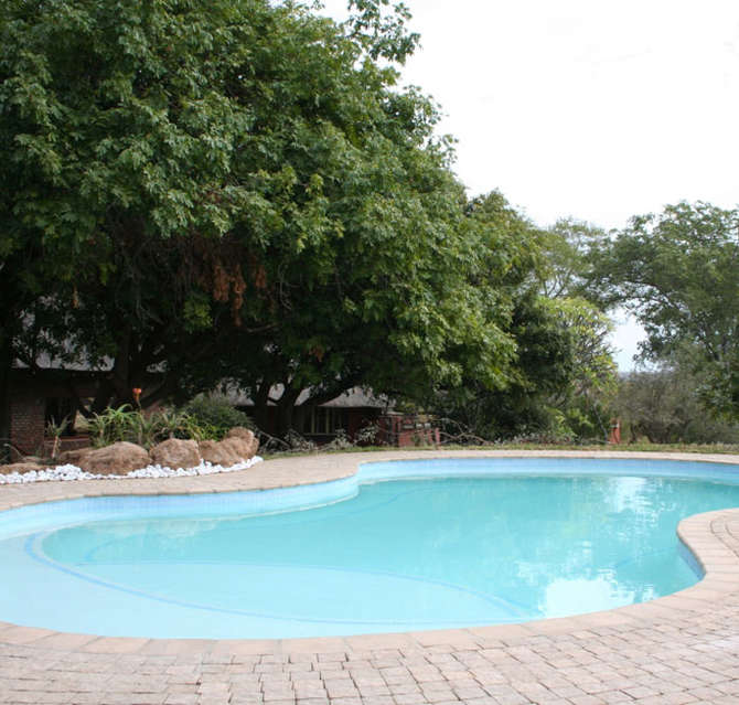 Mohlabetsi Safari Lodge Hoedspruit