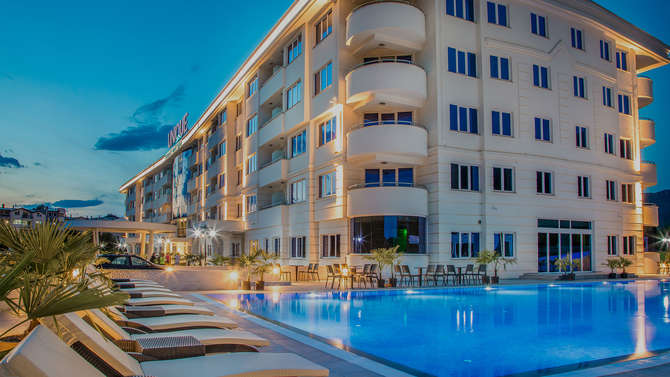 Unique Resort & Spa Ohrid