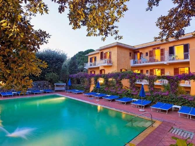 Hotel Cleopatra Ischia Ischia