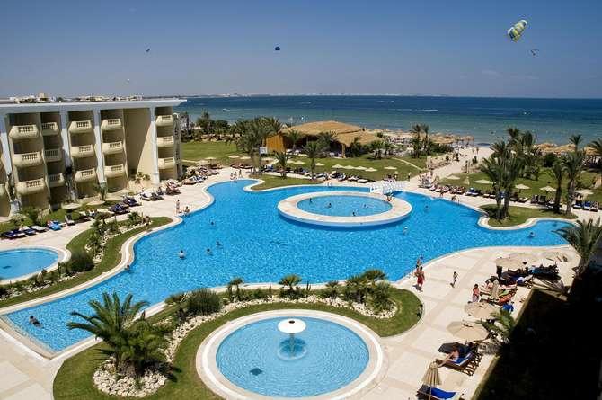 Hotel Royal Thalassa Monastir Skanes