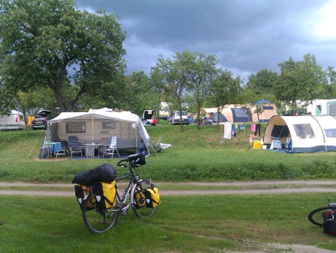 Camping Kostelec Hluboká nad Vltavou
