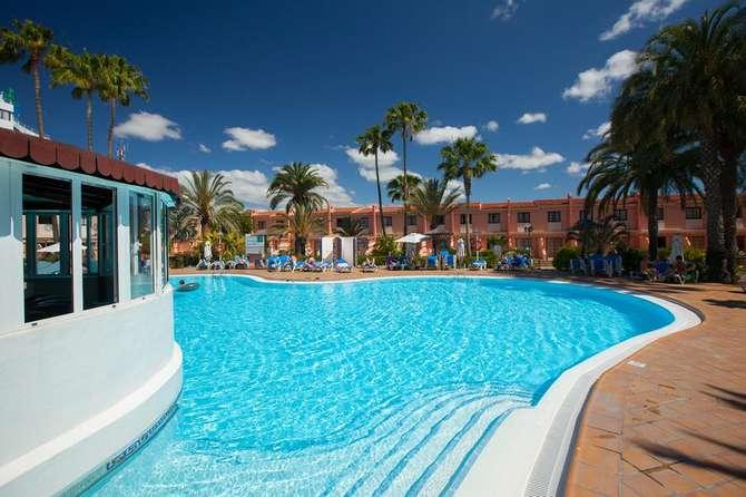 Appartementen Jardin del Sol Playa del Inglés