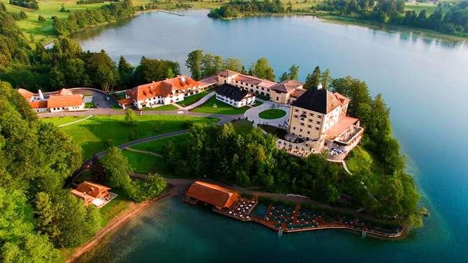 Schloss Fuschl Fuschl am See