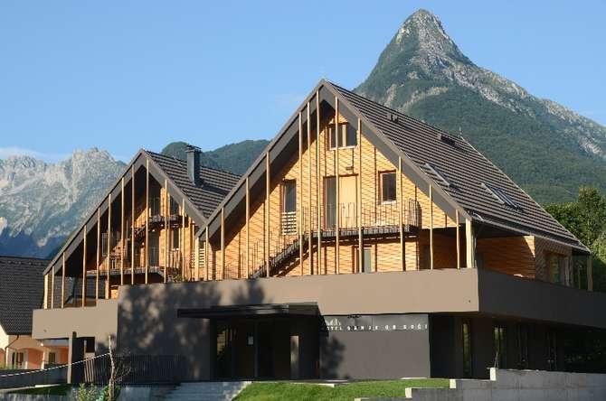 Hotel Sanje ob Soci Bovec