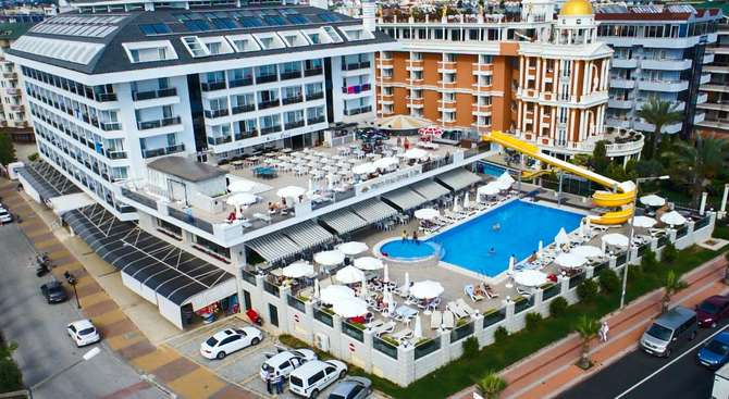 White Gold Hotel & Spa Alanya