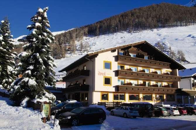 Berghotel Tyrol Senales - Schnals