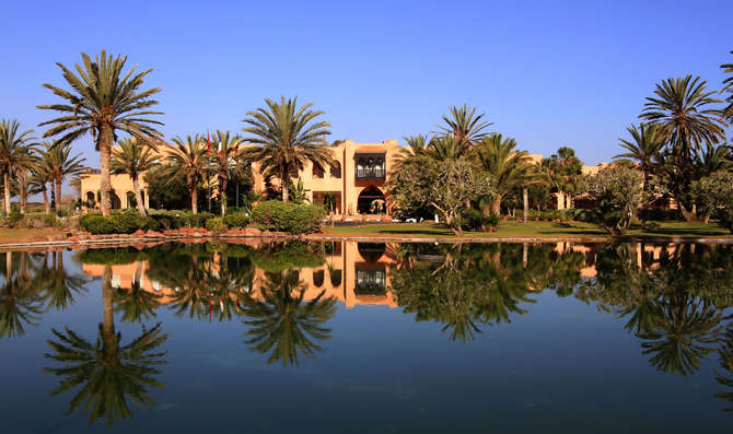 Tikida Golf Palace Agadir