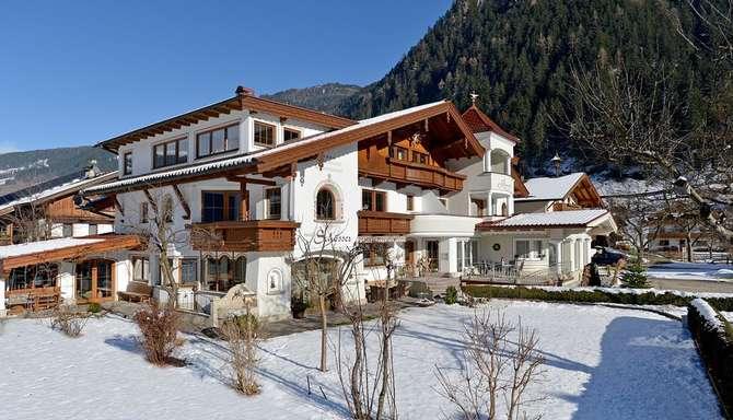 Alpinschlossl Mayrhofen