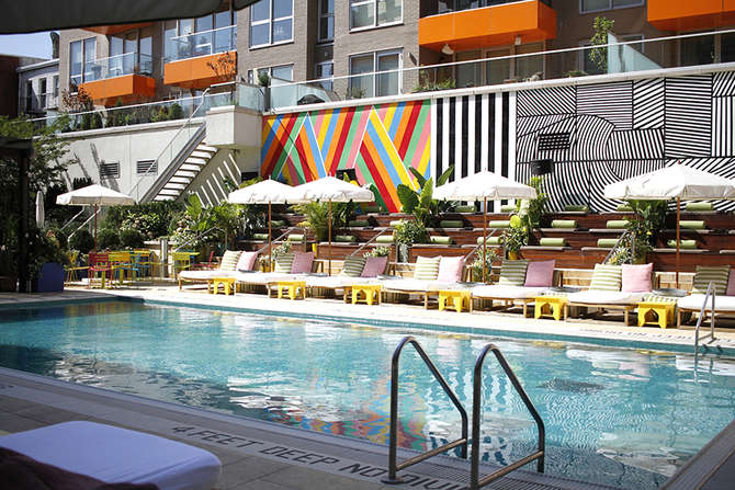 McCarren Hotel & Pool New York City