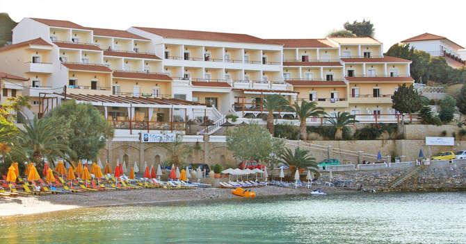 Hotel Samos Bay Beach Samos-Stad