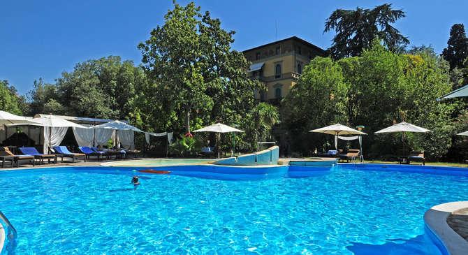 Grand Hotel & La Pace Spa Montecatini-Terme